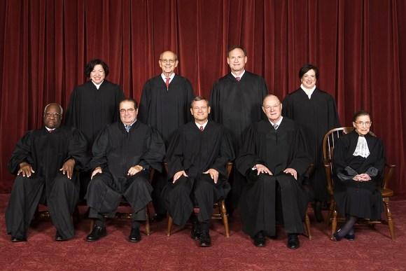 Supreme Court Craig Huey refugee ban judicial activism