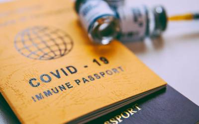 """""""Vaccine Passport"""": Forcing Everyone to Have One Is Pandemic Tyranny – Just the First Step? 6 Disturbing Things You Should Know [Video]"""
