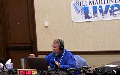 The Persecution of Christians: China, America, Worldwide – What is Happening [My Latest National Radio Interview with Bill Martinez]
