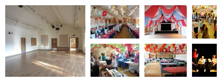 How To Decorate A Hired Function Room