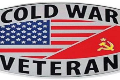 cold war veteran badge