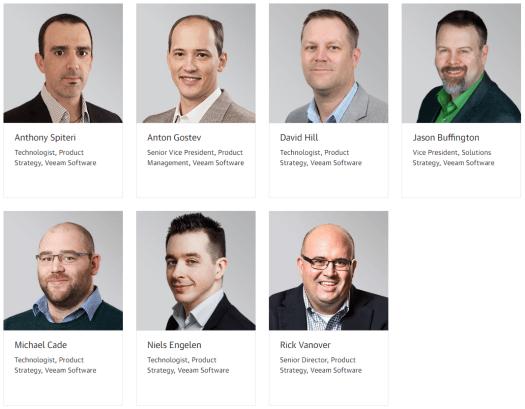 Veeam_Technical_Experts_Veeam_On_2019