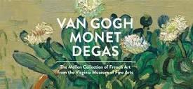 Padova e mostra Van Gogh, Monet, Degas