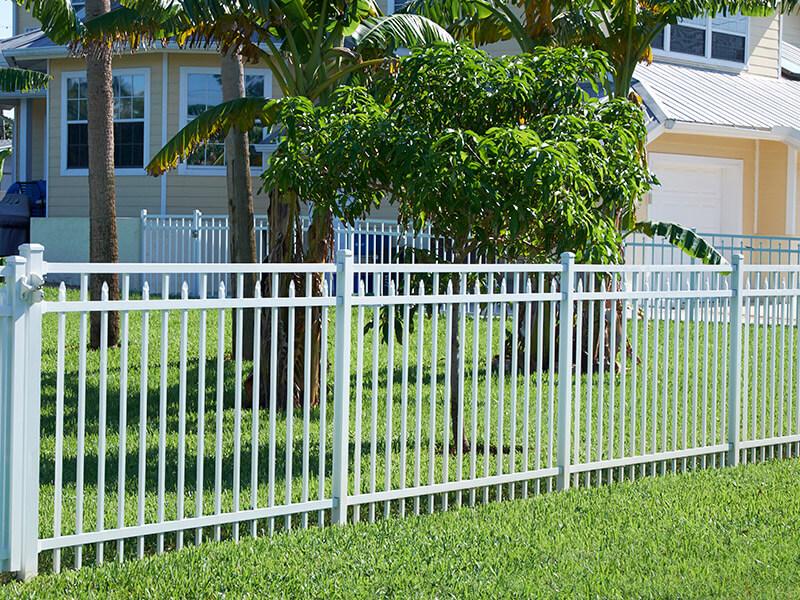 Aluminum Exterior Railings, Handrails, Fences - Sarasota