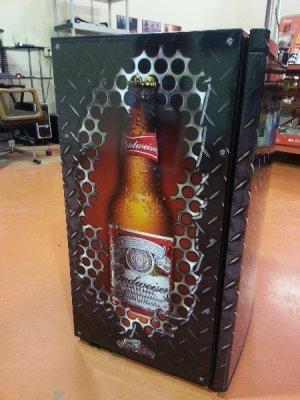 Beer Fridge Wraps Cranbrook SIGNS