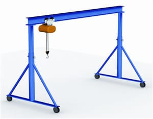 Adjustable Gantry Cranes