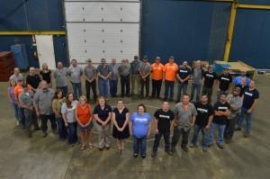 CraneWerks employees