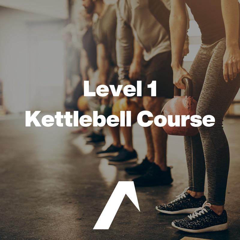 Level 1 Kettlebell Course