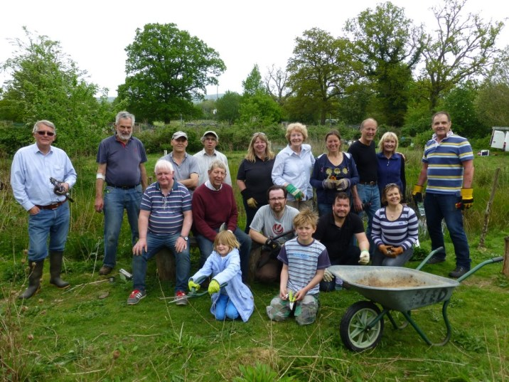 Beryl Harvey Conservation Volunteers
