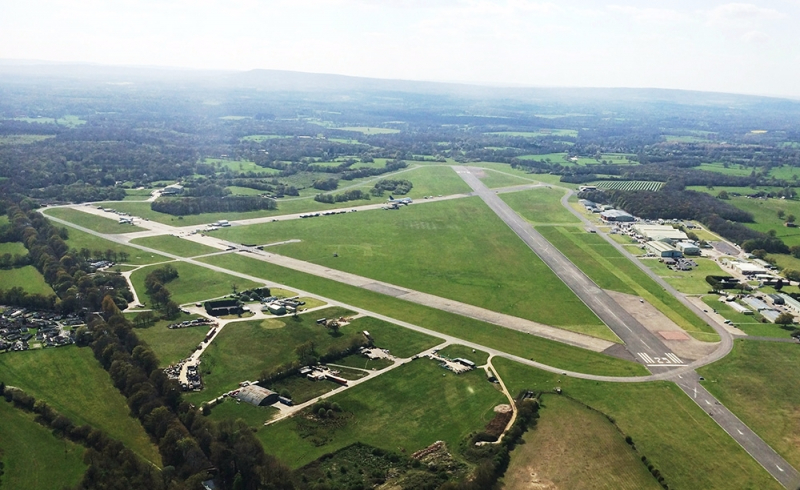 Dunsfold Park 'call-in' request