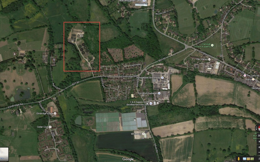 Surrey Say Permission Not Needed for Sewage Works Expansion