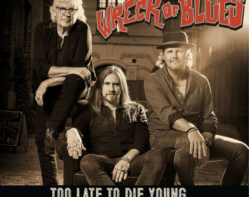 Album review: Pontus Snibb's Wreck Of Blues – Too Late To Die Young