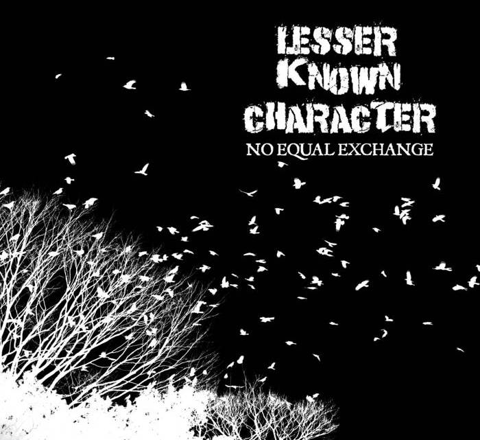 """Crannk Reviews – Lesser Known Character """"No Equal Exchange EP"""""""