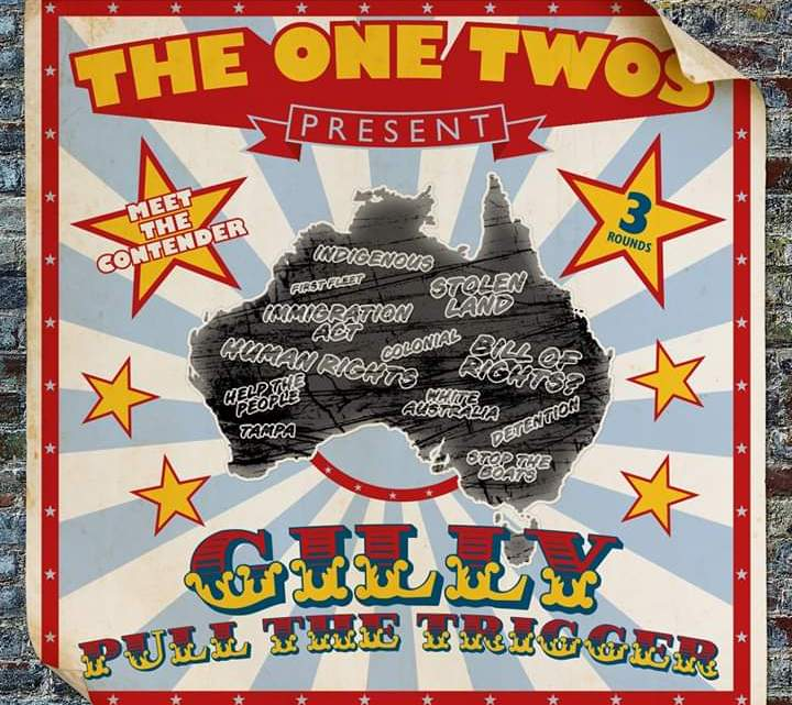 "Crannk Reviews The One Two's New Single ""Gilly Pull The Trigger"""
