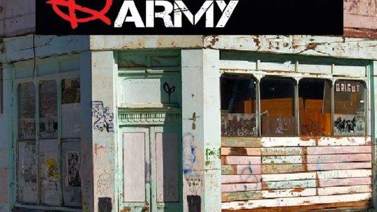 "Crannk Reviews-The Kat O Army – ""I'll Meet You At The Milk Bar"" single"