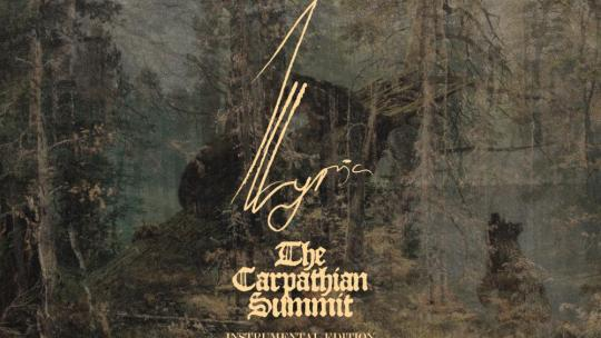 "Illyria to release ""The Carpathian Summit"" Instrumental  Version"