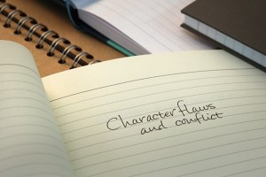 Character flaws and conflict