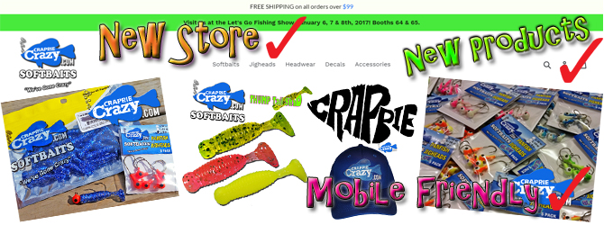 new-crappie-tackle-store