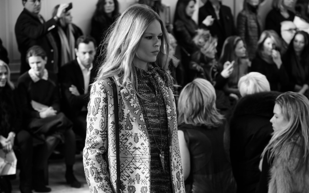 BACKSTAGE AT TORY BURCH FALL-WINTER 2015 NEW YORK