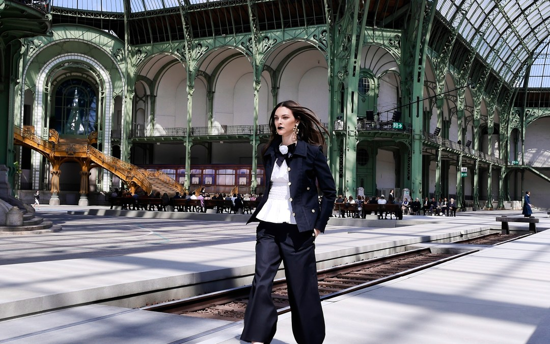 CHANEL CRUISE 2020 – A VISION BY FRANK PERRIN
