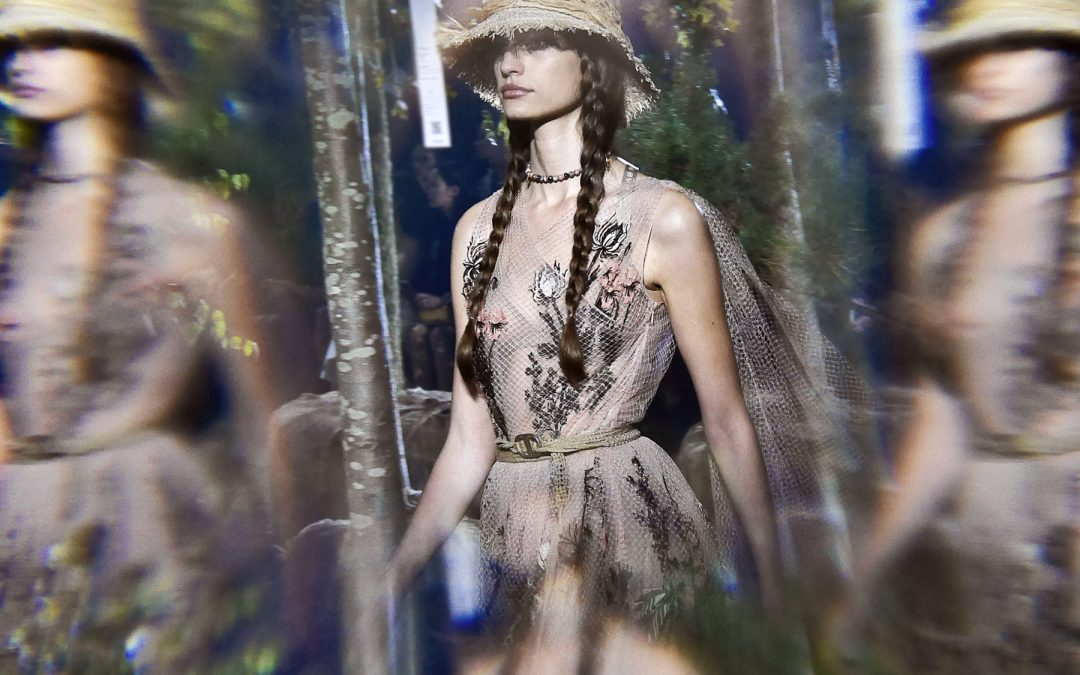 DIOR S/S 2020: A VISION BY FRANK PERRIN