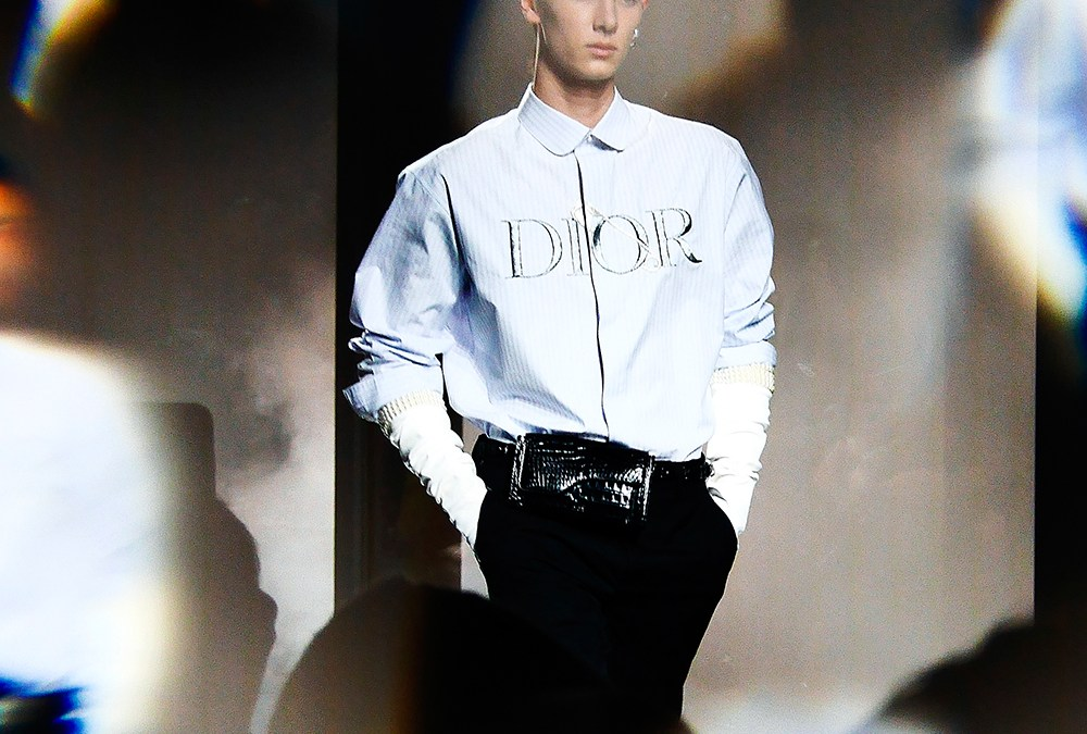 DIOR HOMME A/W 2020 – A VISION BY FRANK PERRIN