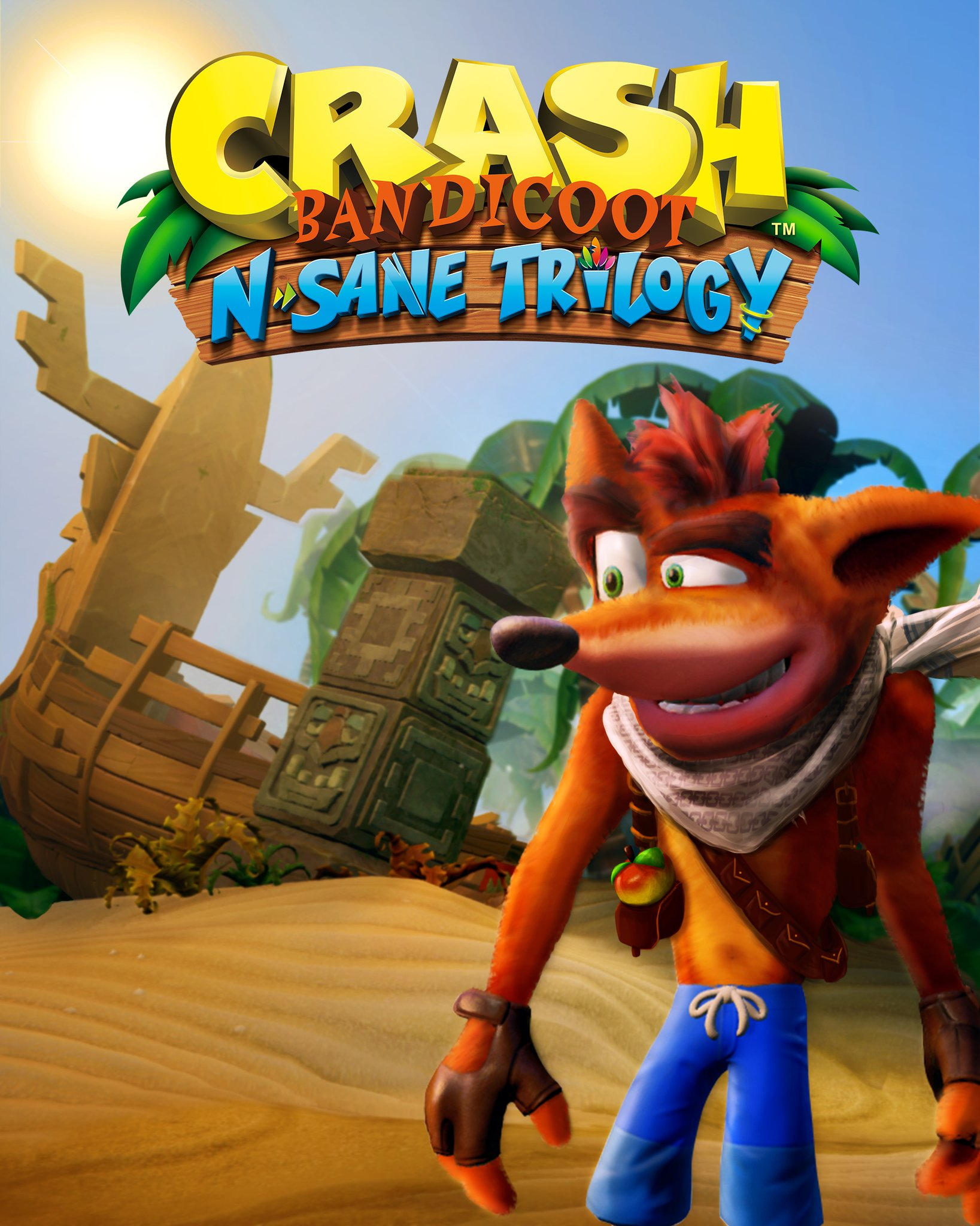 N Sane Trilogy Coming To PC And Switch Crash Mania Blog