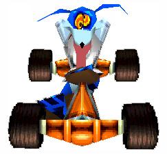 Ripper Roo Crash Mania