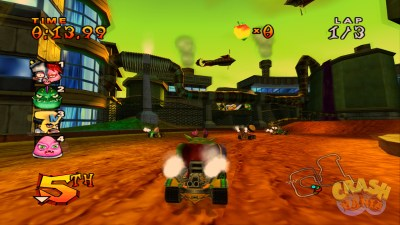 Crash Nitro Kart - Screenshots | Crash Mania