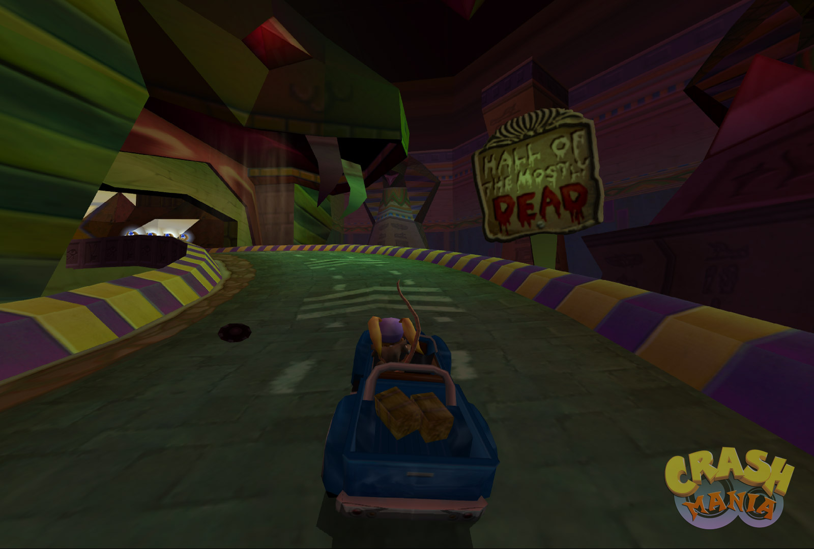 Crash Tag Team Racing Screenshots Crash Mania