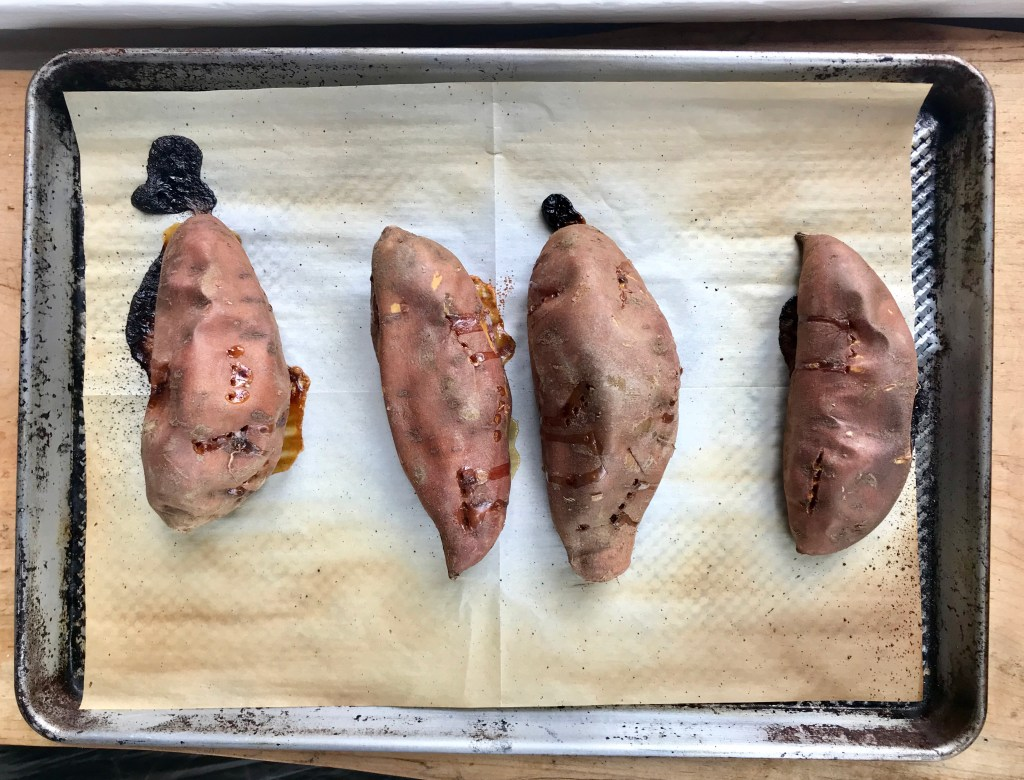 Crate Cooking Fall Autumn Easy Basic Simple Recipes Ingredients Thanksgiving Holidays Roasted Sweet Potatoes