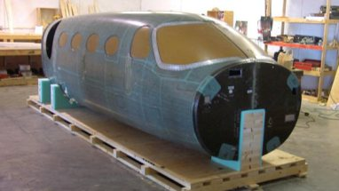 aerospace shipping