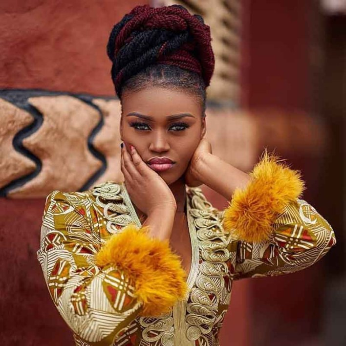Queen eShun - We never signed a 1-second contract not to talk of a 5-year