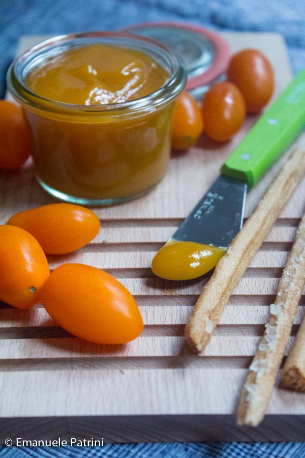Ricetta Ketchup Benedetta.Ketchup Di Pomodorini Gialli E Arancioni Ricetta Cravatte Ai Fornelli