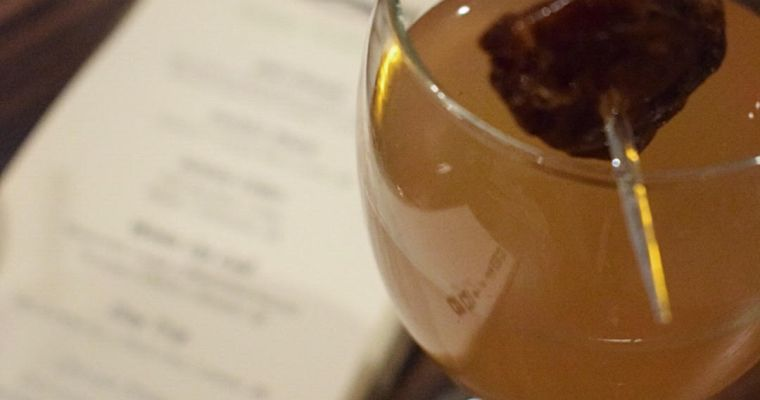 Local Foodie Find: Two Brother Bar and Kitchen in Columbus Marriott Northwest Hotel