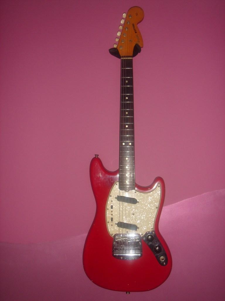 1966 Fender Mustang