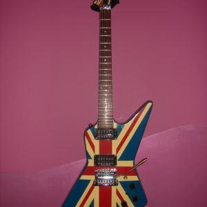 1984 Gibson Explorer 'Union Jack'