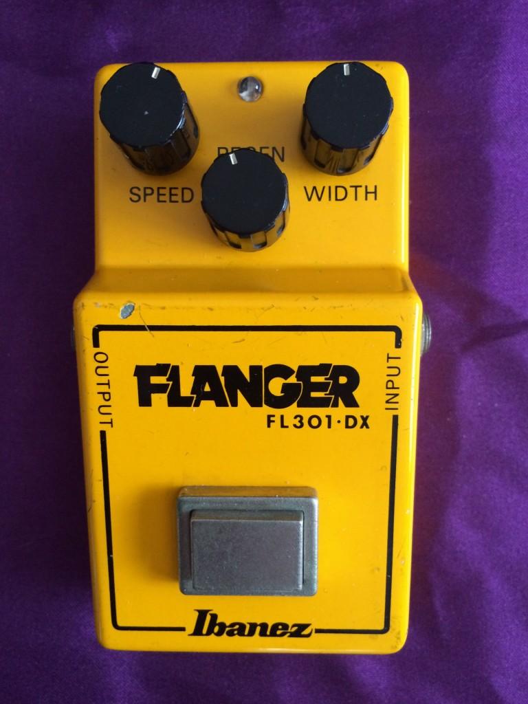 1980s Ibanez FL301-DX Flanger