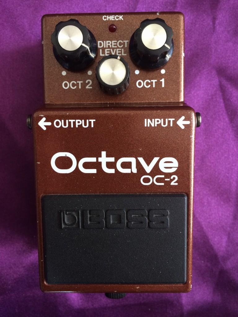 1985 BOSS OC-2 Octave