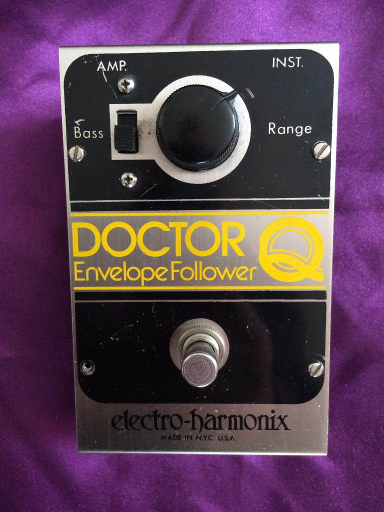 1976 Electro-Harmonix Doctor Q Envelope Follower