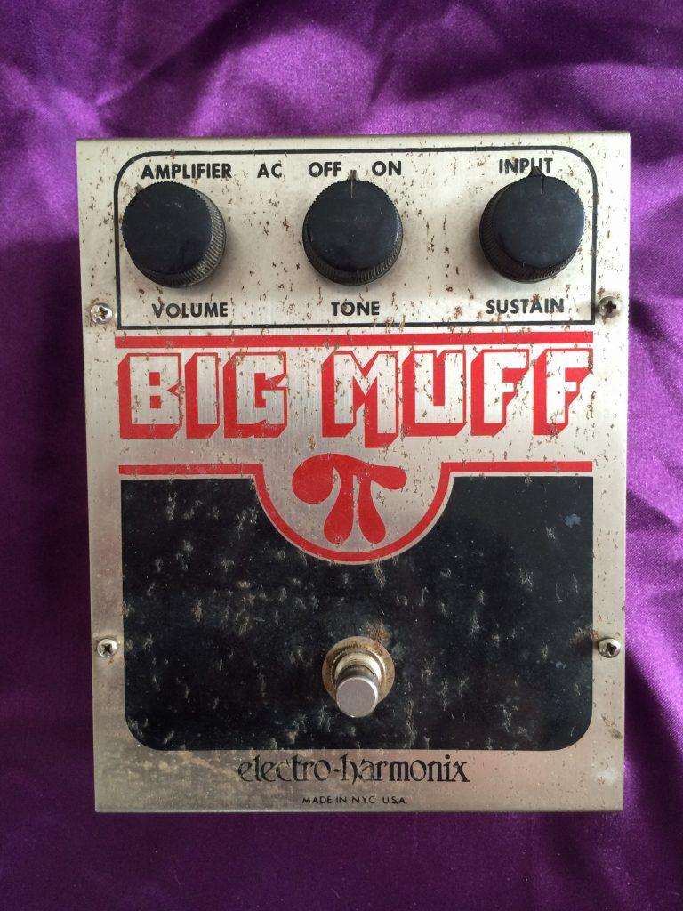 1977 Electro-Harmonix Big Muff Pi