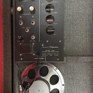 1965 Silvertone 1449 Amp in Case