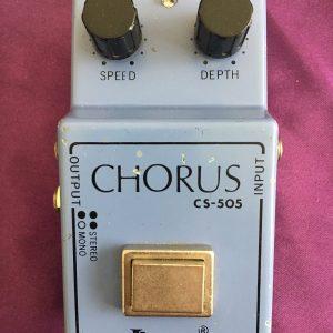 1981 Ibanez CS-505 Chorus