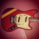 Instagram 1972 Fender Mustang Competition