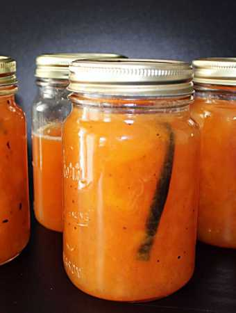 Homemade Peach Jam Recipe - 3 ways   cravethegood.com