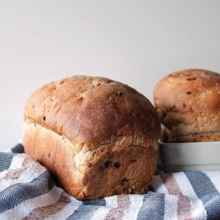 Cardamom Cranberry Bread