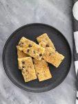 Sourdough Discard Raisin Biscuit Crackers