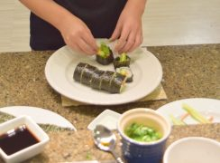 Kid's Sushi Class 7.25.15-068
