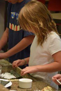 Kid's Sushi Class 7.25.15-100