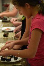Kid's Sushi Class 7.25.15-111